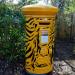 Tiger mailbox at London Zoo by Pikakoko