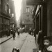 Widegate St looking towards Artillery Passage and the City.