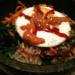 Bibimbap with sauces