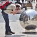 Spherical selfie, by John Kortland on Flickr