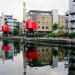 Poplar Dock Marina by Andy Worthington