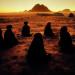 Steve McCurry, Kuchi Nomads at Prayer, 1992. Image courtesy the artist and Beetles + Huxley