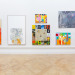 Installation view of Royal Academy Summer Exhibition 2014 c. Benedict Johnson