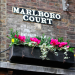 Marlboro Court is just off Carnaby Street - although as the photographer points out on Flickr, the correct spelling is Marlborough Court. Image: Peter Denton