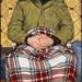 Man with a Plaid Blanket by Thomas Ganter Copyright: Thomas Ganter