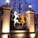Queen Elizabeth Gate in Hyde Park by Jonathan Zurick.