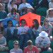 Audiences with umbrellas at Wimbledon, Image by Tiffany Pritchard