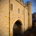 Perhaps London's best known historical gate - Traitors Gate by Sam Knox