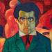 Self Portrait 1908-1910 State Tretyakov Gallery, Moscow, Russia