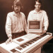 Image of Fairlight CMI series III, Peter Vogel and Kim Ryrie. Image courtesy of Peter Vogel