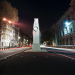 Cenotaph at night, by Nyaheh.