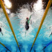 on day 4 of the London 2012 Paralympic Games at Aquatics Centre on September 2, 2012 in London, England.