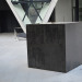 Looking like a minimalist homage to the Borg, this simple black cube contains a secret. Box Sized DIE featuring Unfathomable Ruination by João Onofre is actually a gig venue. A death metal band will perform inside, but the walls are soundproofed meaning nobody will hear. It's for the best.