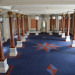 The oak-panelled Pillar Hall offers a very different space for smaller functions.