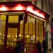 Cafe Daquise - the cafe where Chritine Keeler met her KGB handler during the Profumo Affair