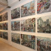 The Exhibition space in Southgate by Jason Lock