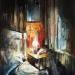 John Monks, The Lamp. Image courtesy Long & Ryle.