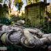 Abney Park Cemetery in Stoke Newington, by Fred Adams on Flickr