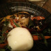 Rooftop carrots, goats cheese, oat granola, buttermilk